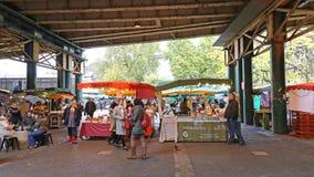 Stadmarknad London Royaltyfria Foton
