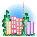 Stadplats Arkivfoton