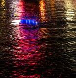 stads- abstrakt bakgrund Ljus och skuggor av staden Arkivfoton