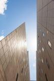 Stads- arkitektur Royaltyfria Bilder
