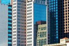 stads- arkitektur Royaltyfria Foton