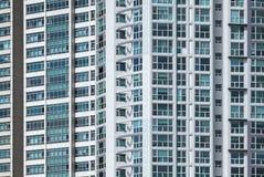 Stads- arkitekturabstrakt begreppbakgrund Arkivfoto