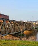 Stads- Bristol Arkivfoto