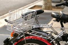 stads- bycicle Royaltyfri Foto