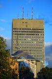 Stads- byggnader Arkivfoto