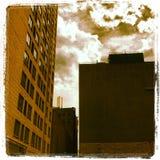 Stads- djungel Arkivfoto