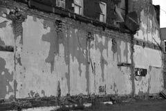 stads- förfall Fotografering för Bildbyråer