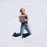 stads- flicka Fotografering för Bildbyråer