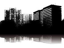 stads- fröjd Arkivfoto