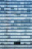 Stads- glasvägg arkivbilder
