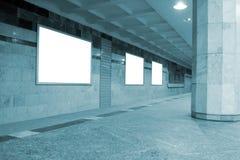 stads- gångtunnel Arkivbilder