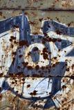 stads- grafitti Royaltyfri Foto