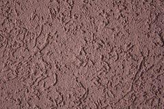 Stads- konkret rödaktig textur för grov vägg fotografering för bildbyråer