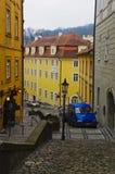 Stads- landskap, mångfalden av arkitekturen för stads` s Fotografering för Bildbyråer