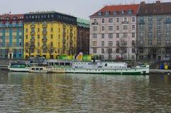 Stads- landskap, mångfalden av arkitekturen för stads` s Royaltyfri Foto