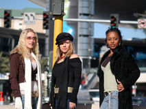 stads- mode Royaltyfria Foton