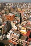 stads panorama Royalty-vrije Stock Foto's