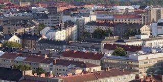 Stads- plats över stad Royaltyfri Bild