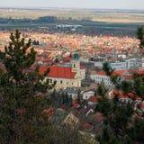 stads- plats Arkivfoto