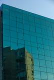 Stads- reflexion Royaltyfri Bild