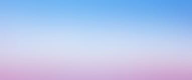 Stads- solnedgånglutning för UI-design Royaltyfri Foto