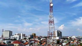 stads- stad Arkivfoto
