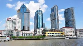 stads- stadsliggande Arkivbild
