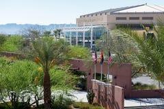 Stads- streetscapes och byggnader i i stadens centrum Phoenix, AZ Royaltyfri Foto