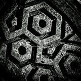Stads- textur 6 - fyrkantigt format Royaltyfria Foton