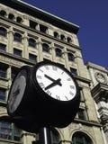 stads- timekeeper Royaltyfri Fotografi