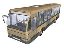 stads- transport Stock Illustrationer