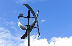 stads- windmill Royaltyfria Foton