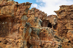 Stadsaal caves in Cederberg. Nature reserve, South Africa Stock Photos