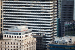 Stadsarchitectuur Melbourne Royalty-vrije Stock Fotografie