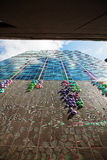 Stadsarchitectuur Melbourne Royalty-vrije Stock Foto's