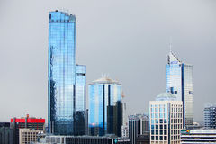 Stadsarchitectuur Melbourne Royalty-vrije Stock Afbeelding