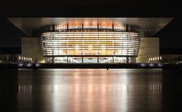 Stadsbild från Köpenhamn Royaltyfria Bilder