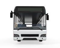 Stadsbus  Royalty-vrije Stock Afbeeldingen