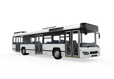Stadsbuss  Royaltyfri Bild