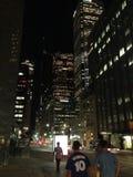 Stadsbyggnader Toronto arkivfoton