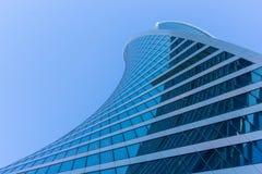 Stadsbyggnadsarkitektur Evolutiontorn arkivbilder