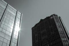 Stadscentrum Birmingham Royalty-vrije Stock Afbeelding