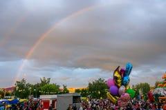 Stadsdag i Kokhma, Ivanovo region, på 12 Juni Royaltyfri Foto