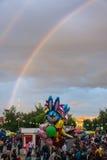Stadsdag i Kokhma, Ivanovo region, på 12 Juni Royaltyfria Bilder