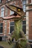 Stadsdinosaurus Stock Foto's