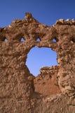 stadsdiriyah nära gammala riyadh arkivbilder