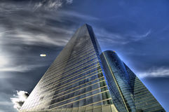 stadsdröm Arkivfoto