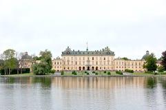 stadsdrottningholmsslott stockholm Royaltyfria Foton