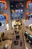Stadsfeestzaal in Antwerp Stock Images