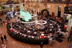 Stadsfeestzaal in Antwerp Stock Photos